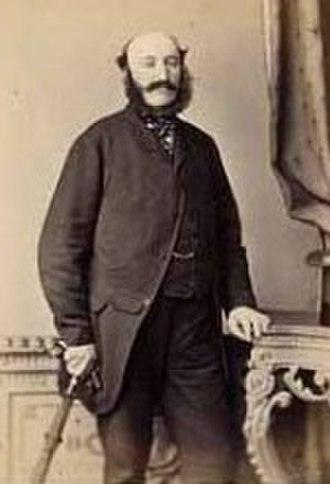 Henry Somerset, 8th Duke of Beaufort - Image: 8th Duke Of Beaufort