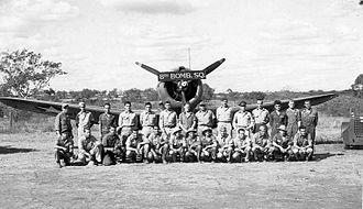 Breddan Aerodrome - 8th Bombardment Squadron - A-24, 1942