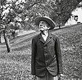 """90 letni """"Štrol"""" Tomaž Kavs, Soča 87 na Logu 1952.jpg"""