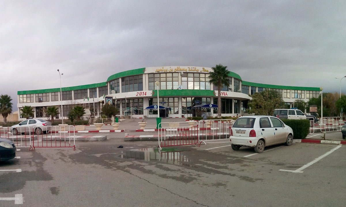 Mostépha Ben Boulaid Airport - Wikipedia