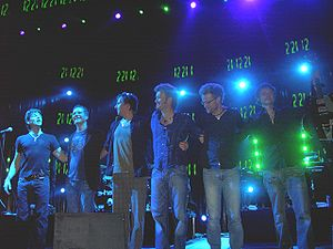 A-ha - A-ha live at Cologne, 29 October 2005