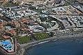 A0419 Tenerife, Hotels in Adeje aerial view.jpg
