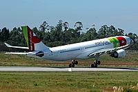 CS-TOP - A332 - TAP Portugal