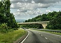 A38, Approaching A380 - geograph.org.uk - 1368492.jpg