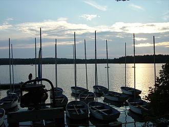 Yawgoog Scout Reservation - The Ashaway Aquatics Center