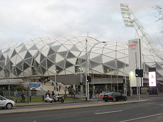 Melbourne Rebels - AAMI Park