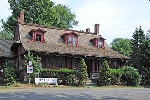 National Register of Historic Places listings in Closter, New Jersey - Image: ABRAM DEMAREE HOUSE, CLOSTER, BERGEN COUNTY