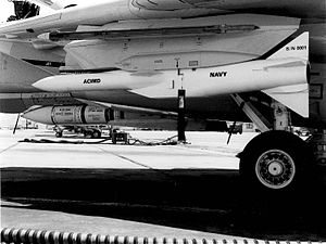 ACIMD missile on F-14A at NWC China Lake 1980s.jpg