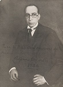 ALFONSO CRAVIOTO 1883 - 1955 ABOGADO, POLITICO Y ESCRITOR MEXICANO (13451346643).jpg