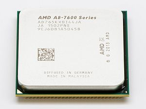 AMD Accelerated Processing Unit - AMD A8-7650K (Kaveri)