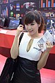 AMD promotional model at Computex 20130607d.jpg
