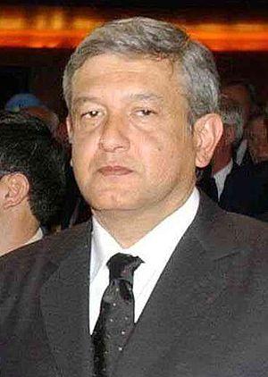 AM Lopez Obrador