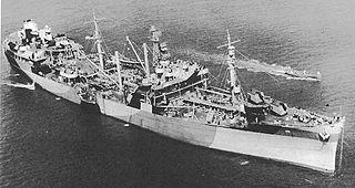 USS <i>Salamonie</i> (AO-26)