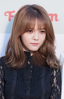 AOA Gaon Chart Kpop Awards red carpet, 17 February 2016 05.jpg