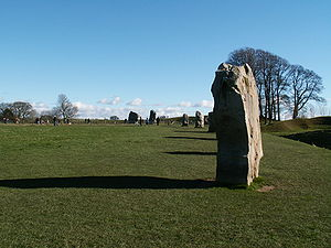 Avebury - Part of the Outer Circle