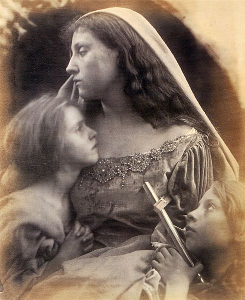 File:A Holy Family, by Julia Margaret Cameron.jpg