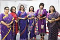 A group of Bangladeshi women journalist in a program (1).jpg
