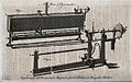 A pyrometer; shown in and out of its box. Engraving, mid eig Wellcome V0025348.jpg