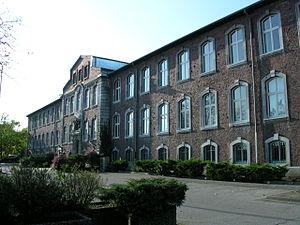 Waggonfabrik Talbot - Image: Aachen Talbot Hauptbau