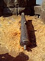 Abandoned cannon at Khanderi 02.jpg