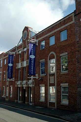 St Paul's Square - Image: Abbey College Birmingham