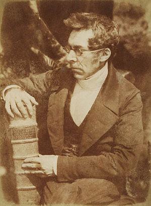 Abraham Capadose - Abraham Capadose, by Hill & Adamson, 1843 - 1847