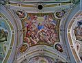 Absam Basilika St. Michael Innen Gewölbe 2.jpg