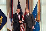 Acting Secretary of Defense meets with the Austrian Minister of Defense 190410-D-SV709-267.jpg