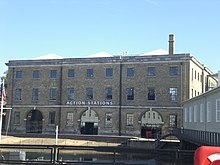 Action Stations in Portsmouth Historic Dockyard.JPG