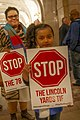 Activists Protest Lincoln Yards Development Chicago Illinois 4-10-19 0162 (47538114372).jpg