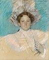 Adaline Havemeyer in a White Hat MET ap1992.235.jpg