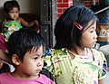 Adivasi (Indigenous) Children - Ruma Bazaar - Chittagong Hill Tracts - Bangladesh (13186233484).jpg