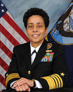 Michelle Howard US Navy admiral
