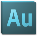 Adobe Audition CS5 icon.png