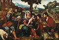 Adoración de los pastores (Bonifazio de' Pitati).jpg