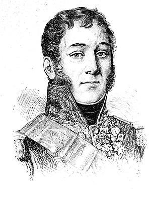 Cabinet of Édouard Adolphe Mortier - Édouard Mortier, duc de Trévise
