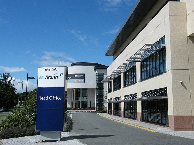 File:Aer Arann Dublin Headquarters.jpg