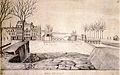 Afbraak Duitse Poort, Wyck-Maastricht (J Brabant, ca 1869).jpg