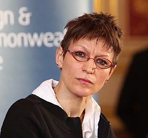 Agnes Callamard - Image: Agnès Callamard (cropped)