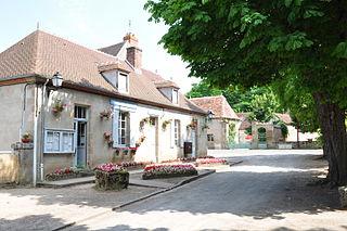 Agonges Commune in Auvergne-Rhône-Alpes, France