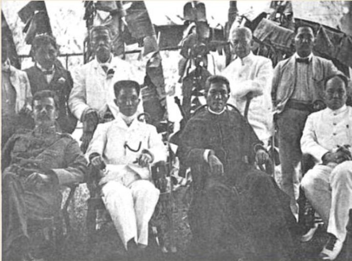 Aguinaldo ang aglipay