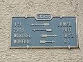Ailly-sur-Noye (Somme) plaque de cocher A.jpg