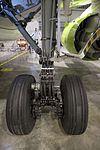 AirBaltic Bombardier CS300 mainenance (33064731632).jpg