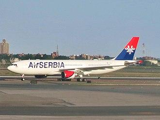 Air Serbia - Air Serbia Airbus A330-200