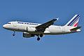 Airbus A319-100 Air France (AFR) F-GRHX - MSN 1524 (6960927292).jpg