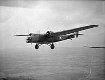 Aircraft of the Royal Air Force, 1939-1945- Bristol Type 130 Bombay. CH2936.jpg