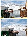 Ajay & me in Ísafjörður (3468225299).jpg