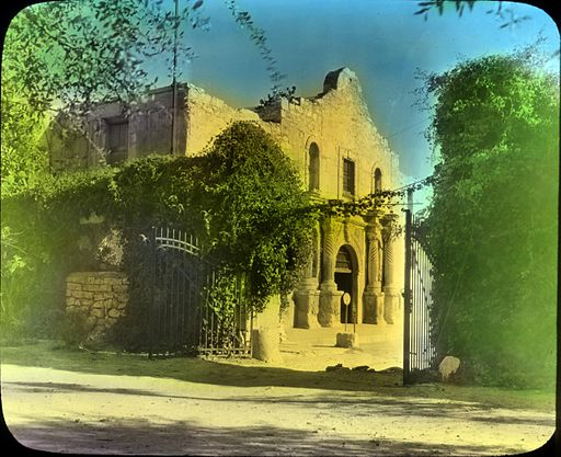 Alamo in San Antonio, Texas (3654943319)