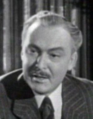 Albert Dekker - From the trailer for Gentleman's Agreement (1947)