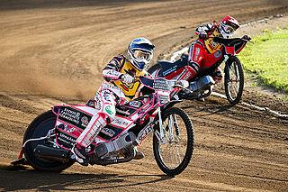 Anton Rosén Swedish speedway rider